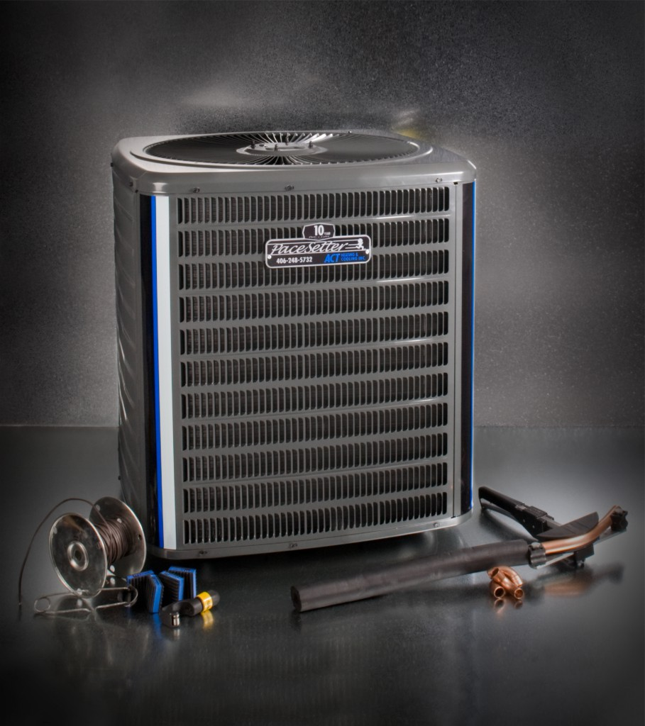 ACT Heating & Cooling in Billings MT uses PaceSetter Air Conditioner